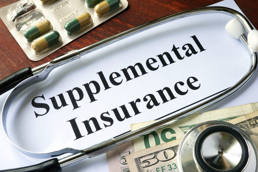 Medicare Supplement Leads and Supplemental Insurance Concept